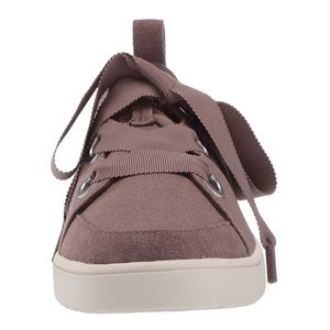 UGG Brown Fabric Woman's Sneaker